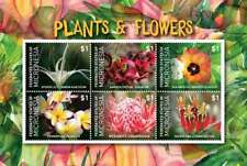 Micronesia - Plants and Flowers Stamp - Sheet of 6 MNH