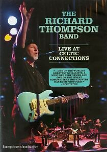 The Richard Thompson Band-Live At Celtic Connections Glasgow 2011-DVD+Bonus Tks