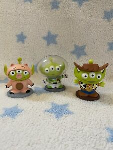 Disney Alien Remix Toy Story - Woody Buzz Ham