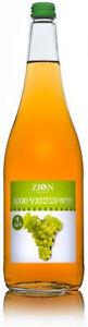 Zion White Grape Juice - 1 ltr