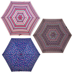 Mujer Drizzles 3 Diferente Diseño Paraguas UU188