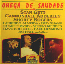 ! CD CHEGA DE SAUDADE-with Stan Getz, CANNONBALL ADDERLEY