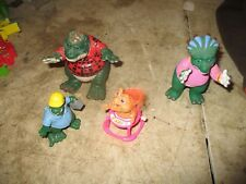 Dinosaurs TV Show Earl Sinclair Disney Toy lot