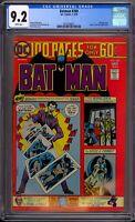 Batman 260 CGC Graded 9.2 NM- Joker Appearance 100 Page Giant DC Comics 1975