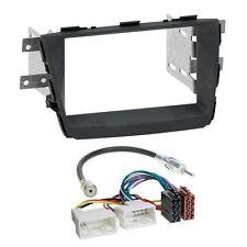 Kia Sorento XM 12 2-DIN radio de voiture Set d'installation Câble adaptateur