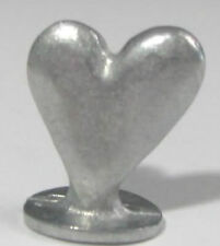 Late Sky Opoly San Fransisco heart metal pewter token mover pawn miniature.