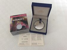 Coffret d'une pièce de 10 € en argent BE France Noureev