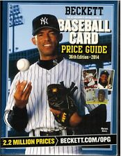 Beckett Baseball Card Price Annual 36th Edition Mariano Rivera HALL OF FAMER HOF
