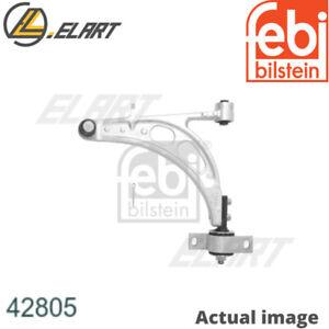 TRACK CONTROL ARM FOR SUBARU IMPREZA SALOON GD EJ205 EJ20 FEBI BILSTEIN 42805