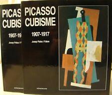 Picasso cubisme 1907-1917 - J. Palau i Fabre, Illustré - 1990