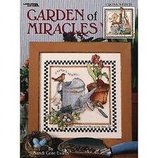 Jardin des miracles cross stitch chart / motifs - 2 Designs