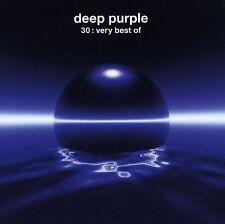DEEP PURPLE 30 VERY BEST CD NEW
