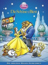 BamS-Edition, Disney Filmcomics: Die Schöne und das Biest von Walt Disney (2012, Gebunden)