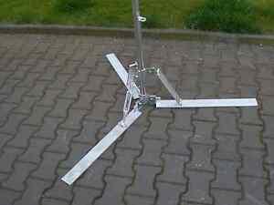 Schirmfuß 20kg Fuß für alle gängigen Marktschirme Ø 35mm