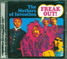 Frank Zappa & The Mother Of Inventions - Freak Out! Cd Perfetto