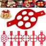 Nonstick Pancake Pan Flipper Silicone Egg Omelette Mould Breakfast Maker Tool