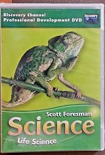Discovery Channel: Professional Development DVD: Science, Life Science   BRAND N
