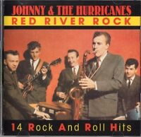 Johnny & The Hurricanes Feat. 'Red river rock' (1960) [CD]
