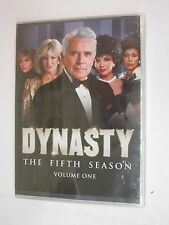 Dynasty: The Fifth Season, Vol. 1 (DVD, 2011, 4-Disc Set) BRAND NEW  FACT SEALED