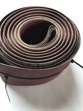Klingspor 4 Pk Sanding Cloth Belts Cs310 4 X 251 New Free Shipping