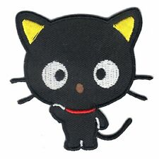 Hello Kitty Chococat Kids Cartoon Iron On Embroidered Applique Patch
