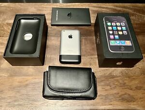 📱Apple iPhone 1st Generation - 8GB - Black (AT&T) A1203 Very Good Condition