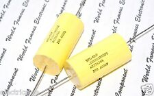 1pcs-REL-CAP RT 0.22uF (0.22µF) 600V 5%  Capacitor RT224J6A For Audio