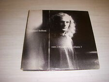 CD MUSIQUE 2 TITRES - Michael BOLTON - CAN I TOUCH YOU ... THERE ? - 1995