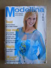Modellina n°125 2003 con cartamodelli  [C58A]