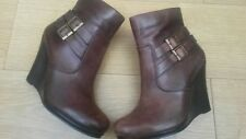 DKNY Women Ankel Boot in Brown Colour Size EU 40