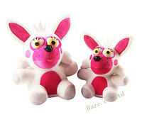 "FNAF Five Nights at Freddy's Pink Mangle Stuffed Soft Plush Toy Doll 7""/10"""
