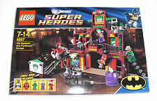 LEGO Super Heroes 6857 - The Dynamic Duo Funhouse Escape - NEU DC Batman MISB