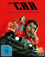 The Car - Der Teufel auf Rädern - James Brolin - Mediabook - Blu Ray +DVD