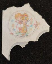 Vintage 1972 Hallmark ( Single Sticker ) Betsey Betsy Clark Children Unused