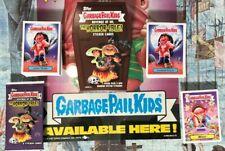 2019 Garbage Pail Kids REVENGE HORROR-IBLE 200 Card base card set & Blaster box