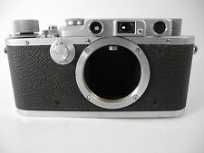 LEICA VERY CLEAN FILM TESTED BRIGHT RANGEFINDER WORKS VERY WELL SNAPPY SHUTTER