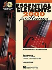 Essential Elements 2000 for Strings Viola Book 1 With DVD New