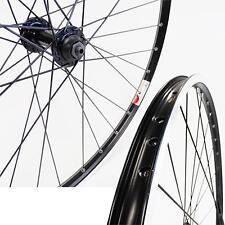 "Sta Tru X-Path Mountain Wheels 26"" Black Front (Only) Bike"