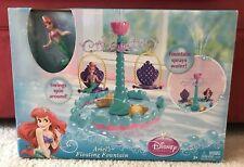 "NEW Disney Ariel""s Floating Fountain Playset Mattel"
