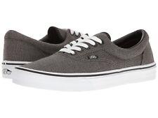 734782e1d6 Vans ERA Shoes Size Men s 7.5 Women s 9 BLACK  TRUE WHITE