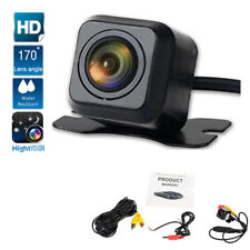 170° HD Night Vision Car Rear View Camera Parking Reverse Cam Set Waterproof