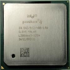 Intel Pentium 4 512/400/1.5v 2.0 Ghz 478 northwood SL5YR
