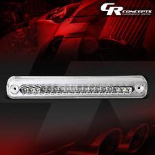 FULL LED THIRD 3RD TAIL BRAKE LIGHT CARGO LAMP CHROME FOR 88-00 CHEVY C/K TRUCK