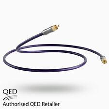 QED rendimiento Digital Coaxial Audio 3.0 M 75Ω Cable de interconexión 3 M