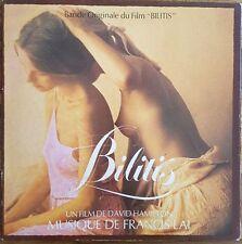 Francis Lai - Bilitis BOF de David Hamilton - Vinyl LP 33T