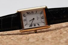 Concord 14k Gold Watch With Box And Tags