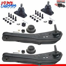 2 Lower Control Arm 2 Upper Ball Joint Falcon Mustang 65-66 Comet Ranchero 62-65