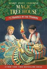 Magic Tree House (R): Mummies in the Morning 3 by Mary Pope Osborne (1993, Pape…