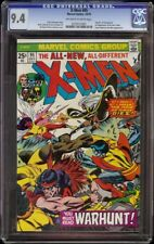 X-Men # 95 Cgc 9.4 Ow/W (Marvel, 1975) Death of Thunderbird