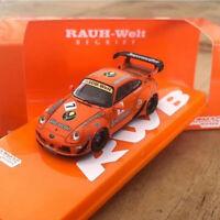 Tarmac Works TW 1:64 Porsche 993 Jagermeister #7 RAUH-Welt Begriff RWB Car Model